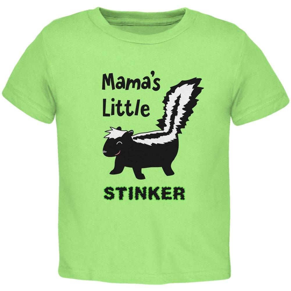 Skunk Mamas Little Stinker Toddler T Shirt