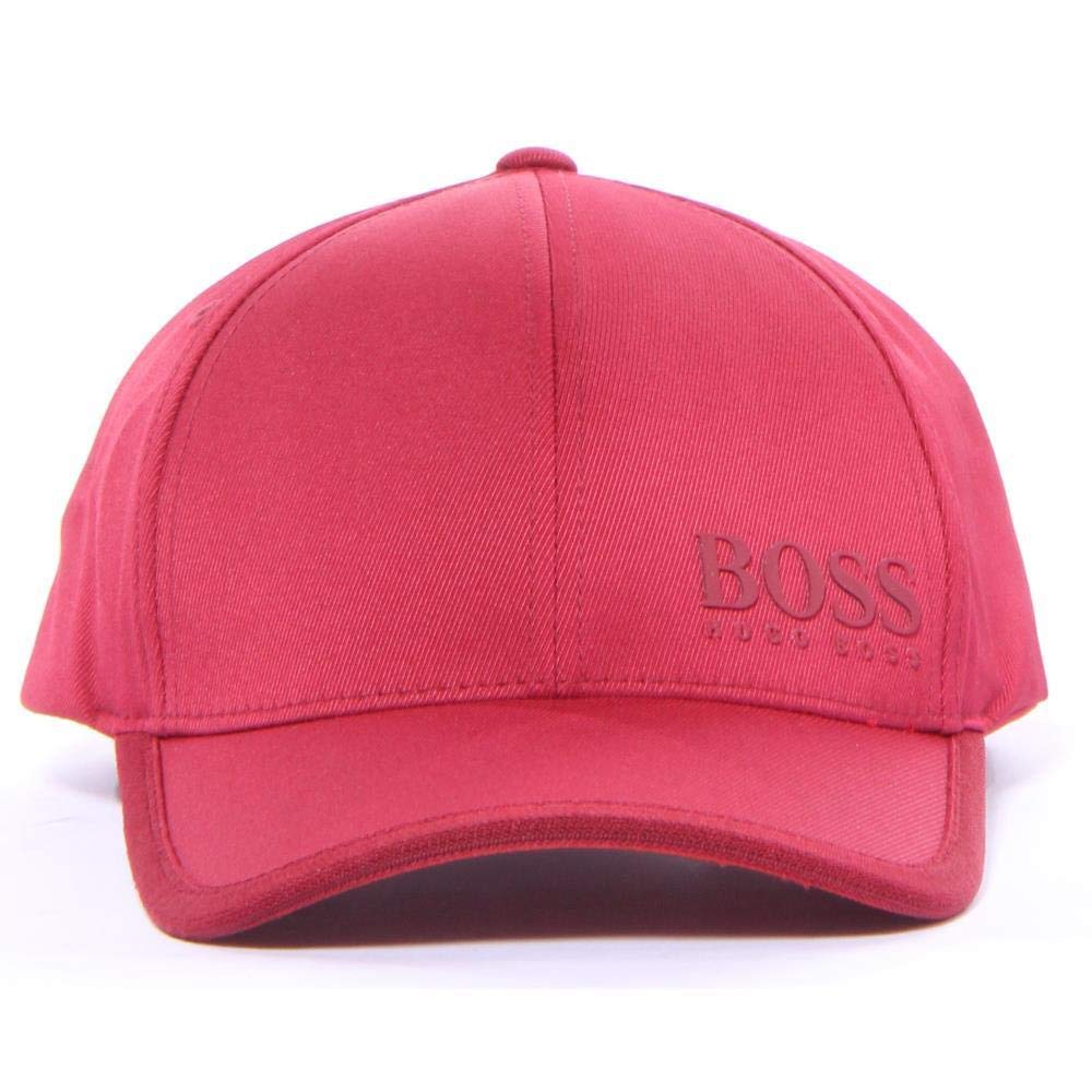 Amazon.com: Hugo Boss BOSS Mens Logo Twill Cap 1, Black One Size: Clothing