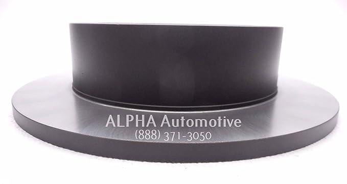 Genuine Hyundai 58411 - 2B000 Disco de freno, trasero: Amazon.es: Coche y moto