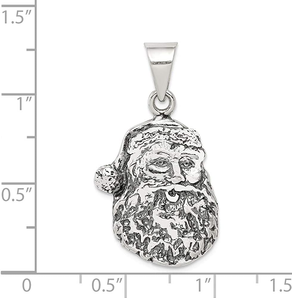 16-20 Mireval Sterling Silver Owl Charm on a Sterling Silver Chain Necklace