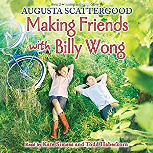 Making Friends with Billy Wong Audiobook