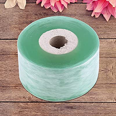 Grafting Tape, PVC Fruit Tree Grafting Tape Secateurs Engraft Branch Gardening Tool Moisture Barrier Stretchable Clear Bio-degradable Also for Construction Materials, Screws, Wires 3CM100M : Garden & Outdoor