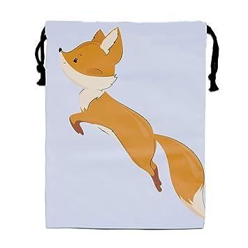 Amazon.com: Funny Animal Stickers - Mochila con cordón para ...