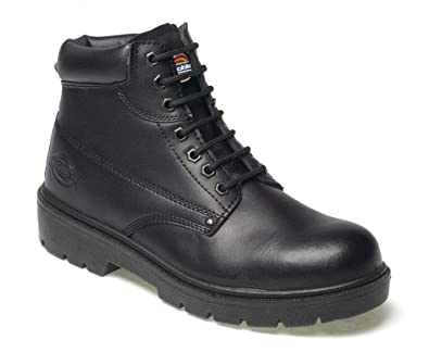 Mens Typhoon Goodyear Welted Safety Steel Toe Cap Boots European Safety Rating SB SRC EN ISO 20345:2011