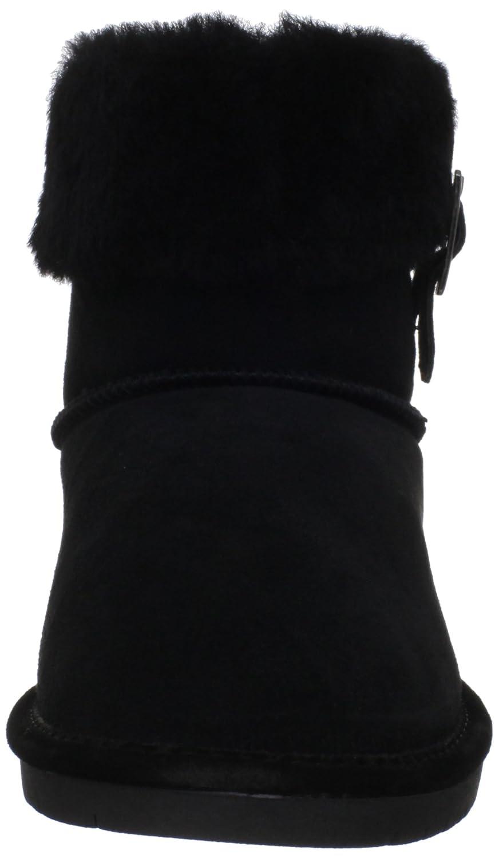 BEARPAW Women's Abby B01N24G6R0 38 M EU|Black