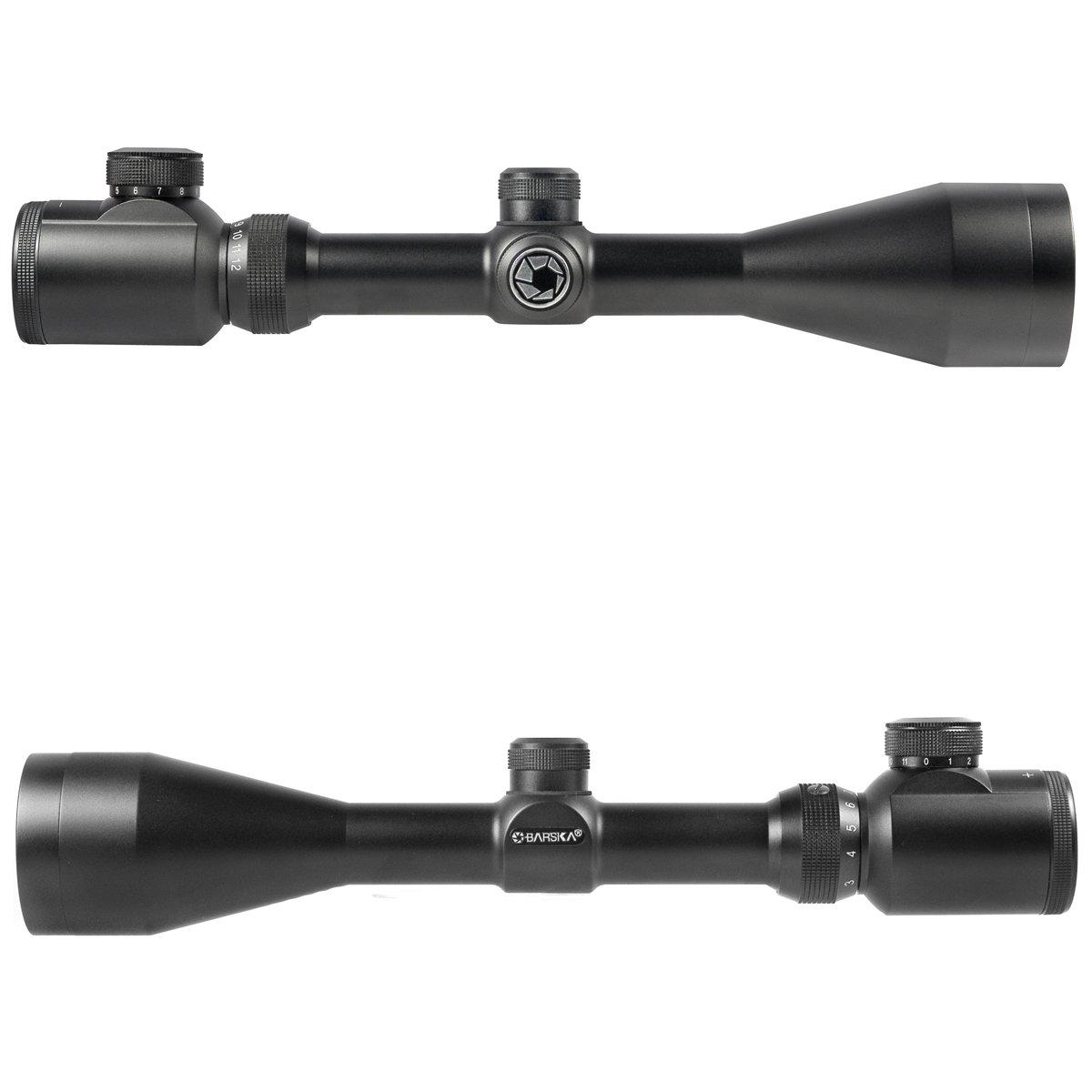 8bdeed3e08 Amazon.com   BARSKA 3-12x50 IR Huntmaster Pro 30 30 IR Cross Riflescope    Rifle Scopes   Sports   Outdoors