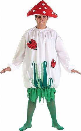 LLOPIS - Disfraz Adulto Seta Hombre: Amazon.es: Juguetes y juegos