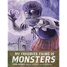 My Favorite Thing Is Monsters Vol. 2