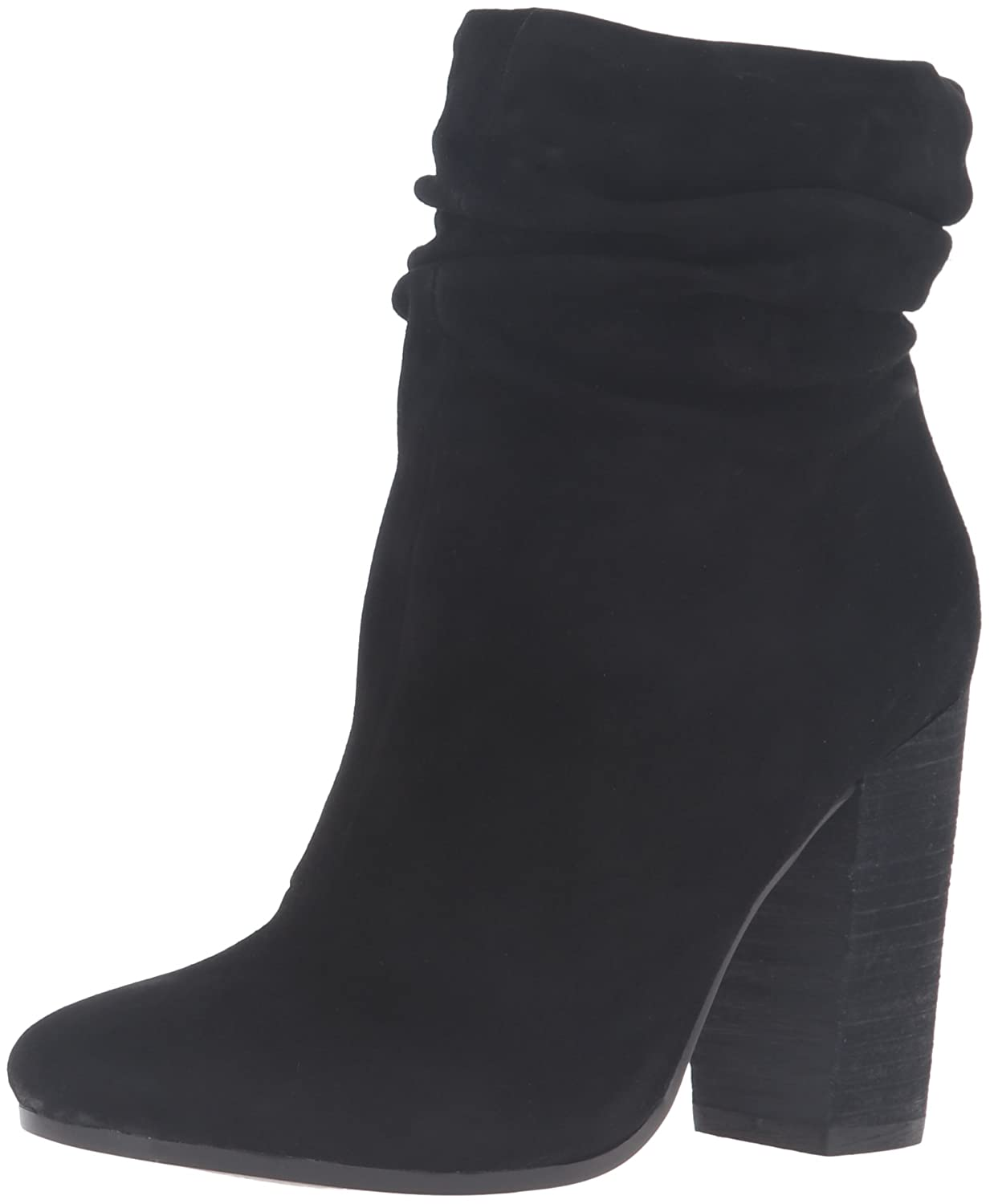 Chinese Laundry Kristin Cavallari Women's Georgie Slouch Boot B01CR98TXQ 10 B(M) US|Black Suede