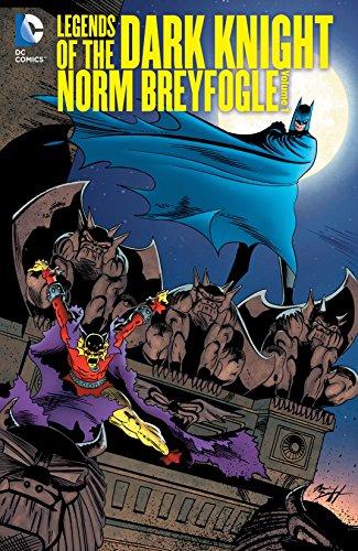Legends of the Dark Knight: Norm Breyfogle Vol. 1 (Detective Comics ()