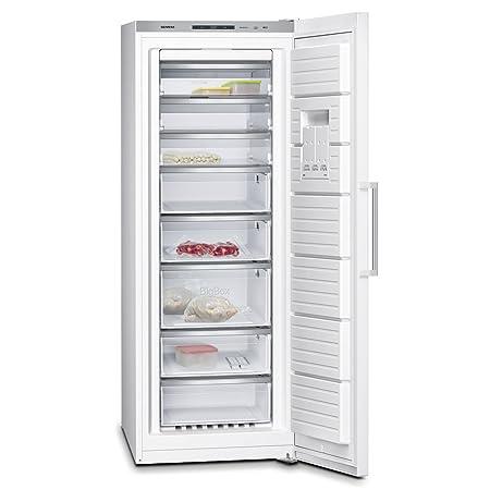 Siemens GS58NAW30 - Congelador (Vertical, Independiente, Color ...