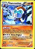 carte Pokémon 82/162 Mammochon 160 PV - HOLO RARE XY - Impulsion Turbo NEUF FR