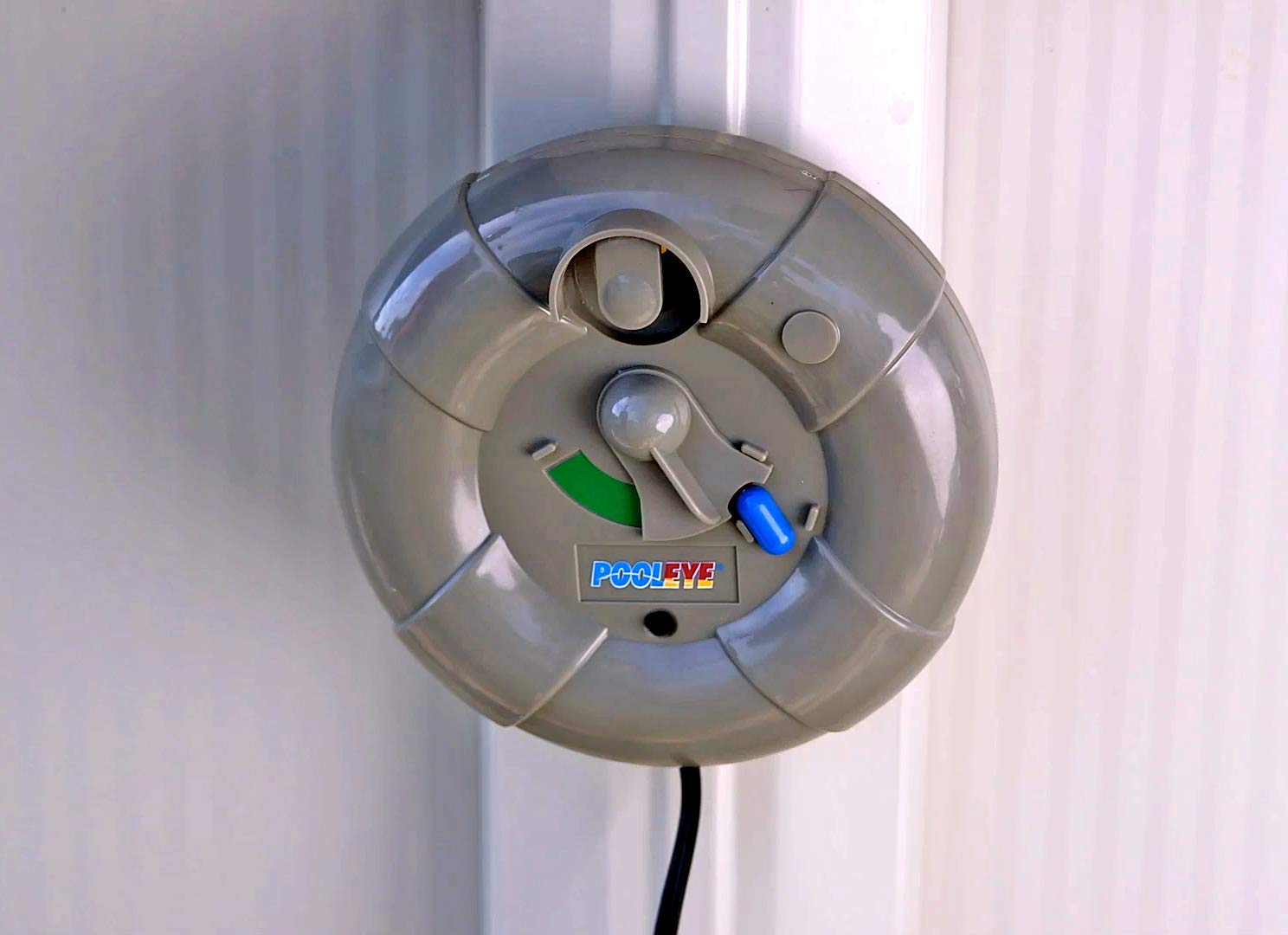PoolEye Above Ground Pool Alarm (Renewed) by PoolEye