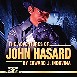 The Adventures of John Hasard Audiobook