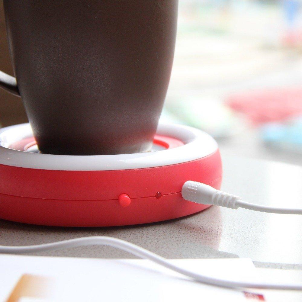 Beverage Warmer | USB Coffee/Tea Cup/Mug Warmer | Keep your Coffee or Tea drink warm for longer time by Ehome (Image #3)