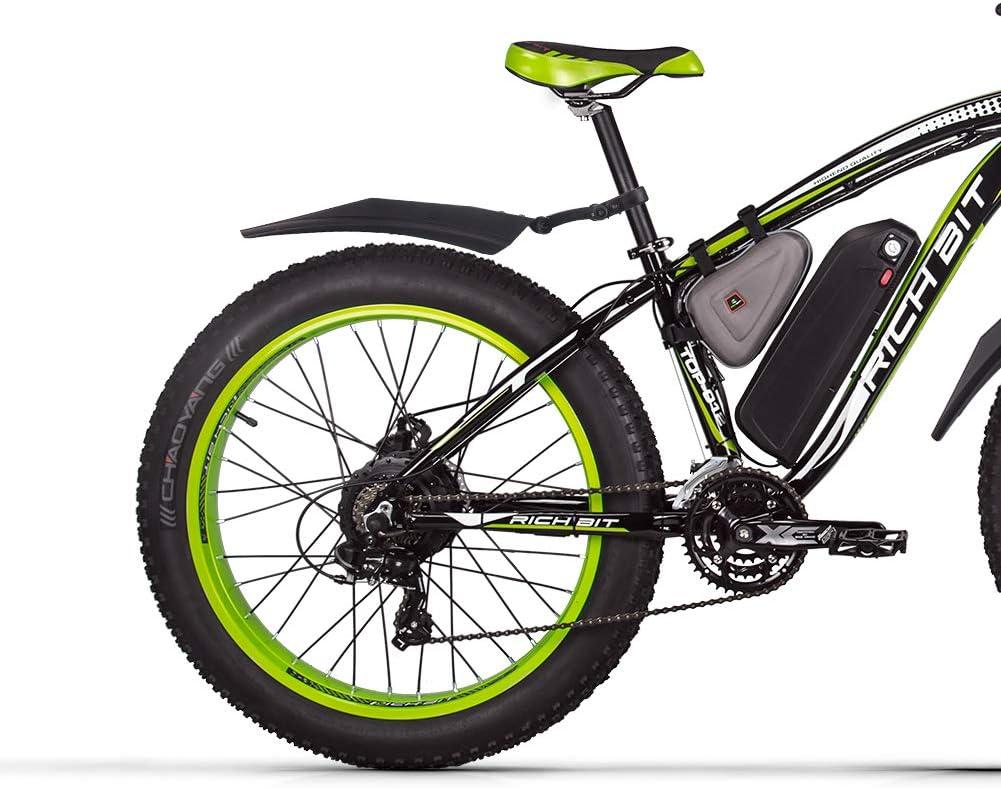 Garde-boue de pneu pour Mountain BMX Racing Touring Road Bike PE Lightest VTT avant Fourche arri/ère Type de v/élo Fenders V/élo de route Nouveau Noir Blanc