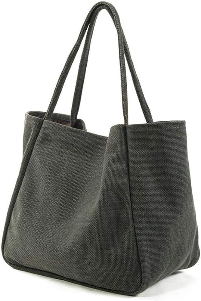 Shoulder Bag XGGZS Tote Bag Fashion Canvas Bag Women Men Handbags New Arrival Shoulder Bag Large Capacity