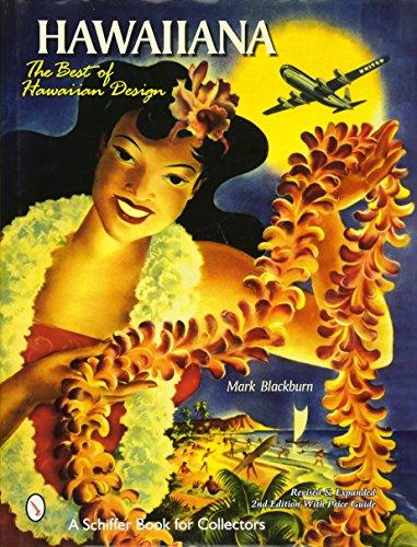Hawaiiana: The Best of Hawaiian Design (Schiffer Book for Collectors) by Brand: Schiffer Pub Ltd