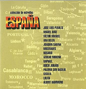 Various Artists - Estrellas De Espana - Amazon.com Music