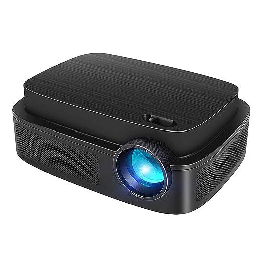 Proyector para el hogar con video de alta definición de 12000 ...