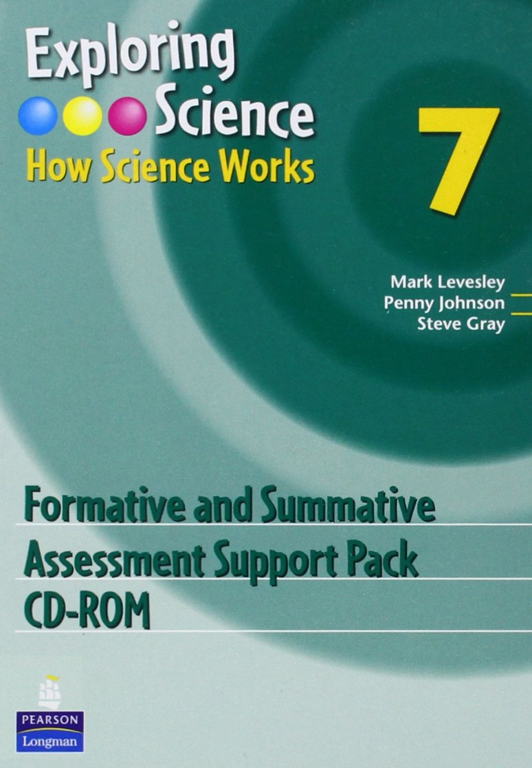 Exploring Science : How Science Works Year 7 Formative and ...