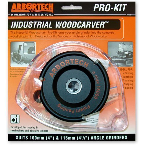 Arbortech Industrial Pro Kit by ARBORTECH PTY LTD