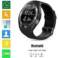 Relógio Smartwatch Tr02 Y1 Tomate Bluetooth Notificação
