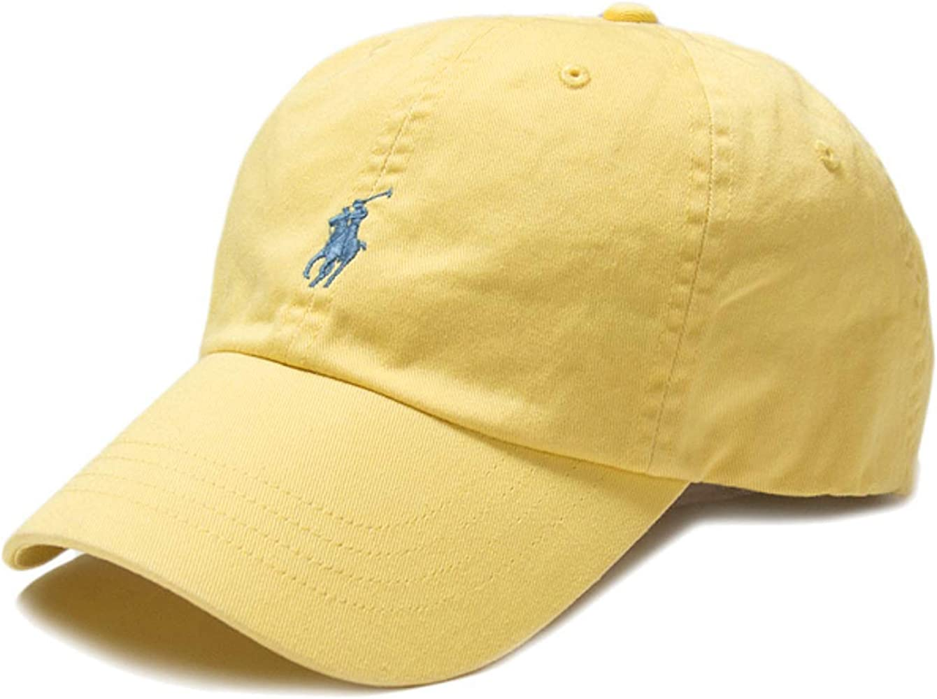 Ralph Lauren - Gorra de béisbol, Color Amarillo: Amazon.es: Ropa y ...