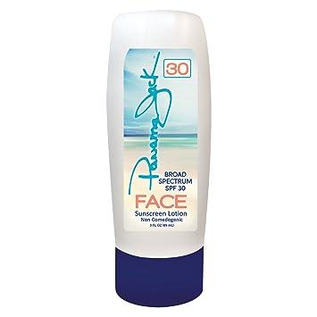 62fb4d1fcf192b Amazon.com  Panama Jack Face Broad Spectrum Sunscreen Lotion