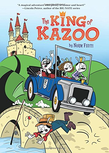 Book Cover: King of kazoo.