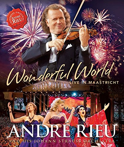 UPC 709112691754, André Rieu: Wonderful World - Live In Maastricht [Blu-ray]