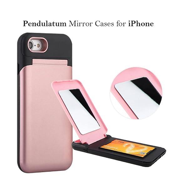 apple iphone 8 case mirror