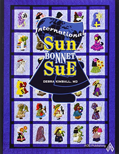 International Sunbonnet Sue