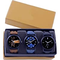 New ANALONG Combo Men Watches Pack of 3