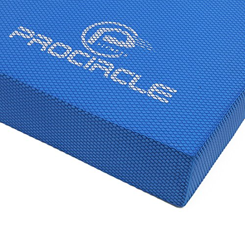 PROCIRCLE Balance Pad - X-Large 19'x 15'x 2.3' - Exercise Pad & Foam Balance Trainer for Knee Intensive Stretches - Wobble Cushion for Physical Therapy
