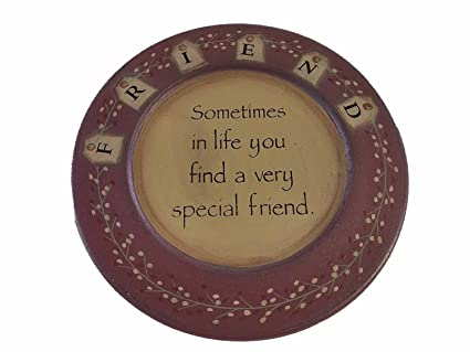 Amazoncom 9 12 Friend Sometimes In Life You Find A Very Special