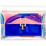 Fashion Girls Clear Bag Jelly Bag Purse Tote Handbag Beach Shoulder Handbag Cross Body Bags Clutch Purse Messenger Bags