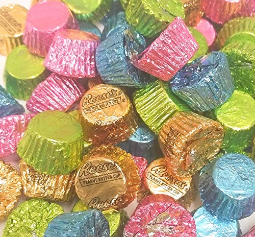 (Reese's Peanut Butter Cups Easter Pastel Miniatures, (Bag Of 5 Pounds))