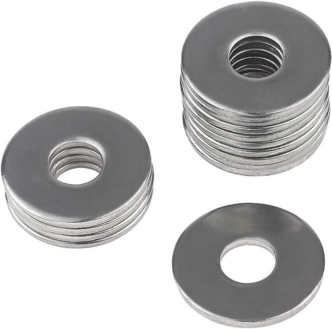 BCP518 1,200 Bulk Qty 1//4 x 2-1//4 Hex Head Diamond Tip Concrete Screws to Anchor Masonry Block /& Brick
