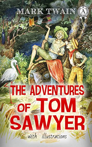 The Adventures of Tom Sawyer (Illustrated) (Illustrated Classics Library) - Marks Treasure Chest