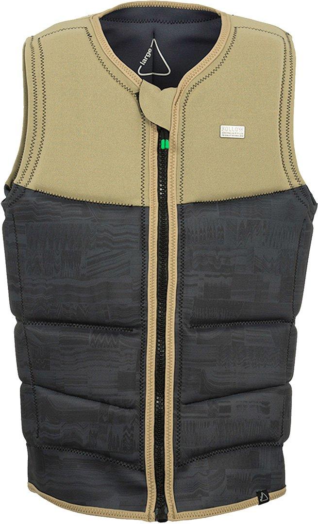 【正規取扱店】 Follow 2018 Stow Cook (ブラック) CE (ブラック) Impact B07C43QTY7 Comp ブラック Vest B07C43QTY7 ブラック Large, 野球専門店ダイヤモンドスポーツ:568e157c --- arianechie.dominiotemporario.com