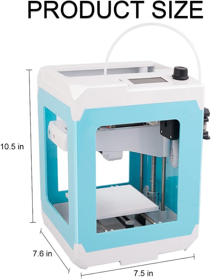 demu 3d impresora en Kit DIY 3d Printer Mini impresora 3d Printing ...