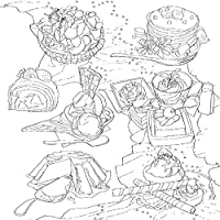 Color The Classics Alice In Wonderland A Curiouser Coloring Book By Lee Jae Eun Amazon Ae