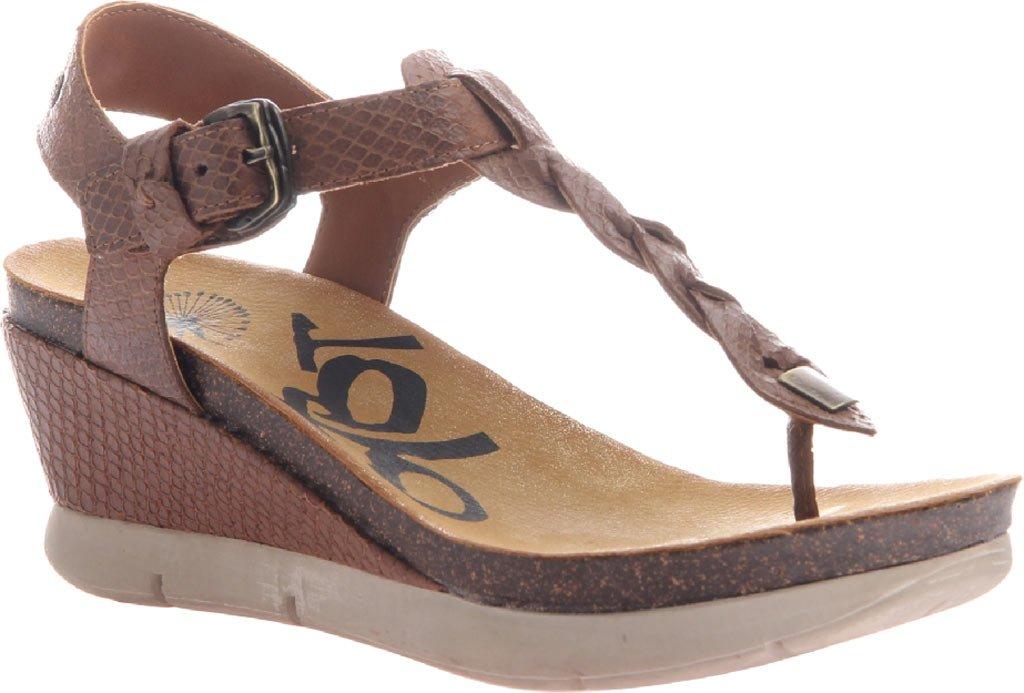 OTBT Women's Graceville Wedge Sandal B01KN70XCY 6.5 B(M) US New Chestnut