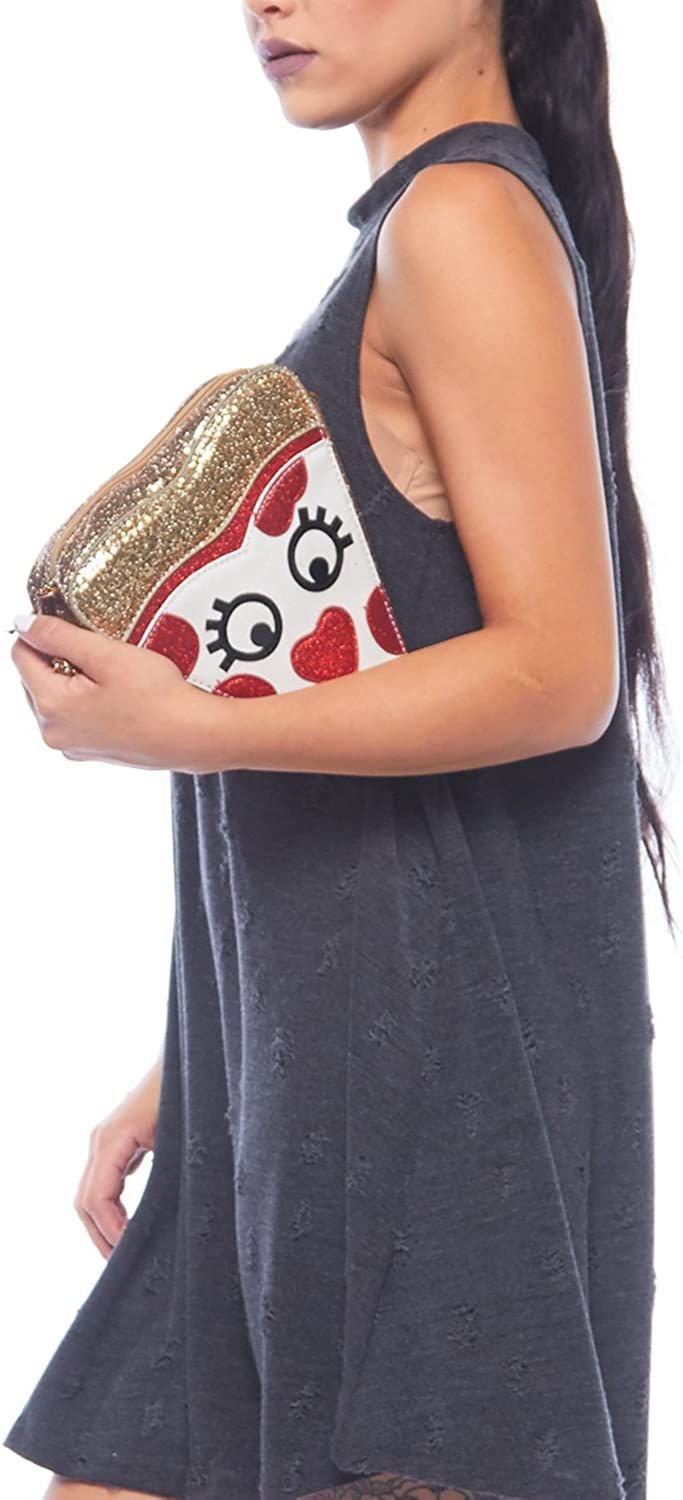 Women Multi Funny Shape Clutches Hand Bags Cross Bags PPC5