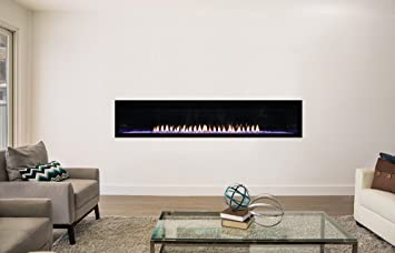 Amazon.com: Boulevard Vent Free 60 inch Fireplace Natural Gas: Kitchen & Dining