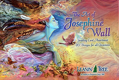 Leanin' Tree The Art of Josephine Wall Greeting Cards