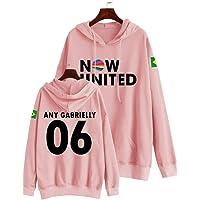 Moletom Infantil Now United Any Gabrielly 06 Rosa