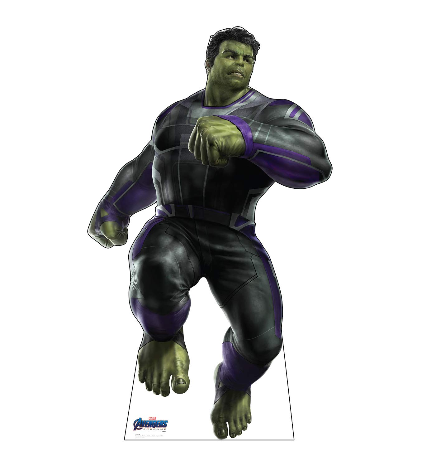 Advanced Graphics Hulk Life Size Cardboard Cutout Standup - Marvel's Avengers: Endgame (2019 Film)