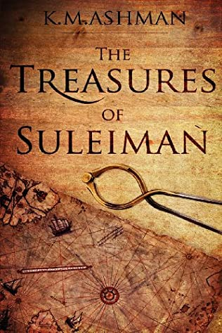 book cover of The Treasures of Suleiman